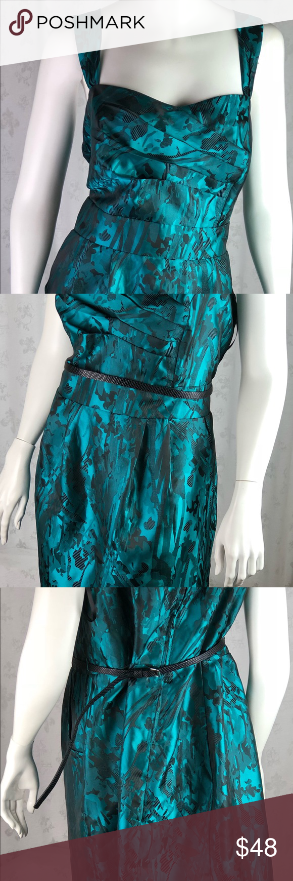 Torrid Teal Dress | Teal dresses, Torrid and Teal
