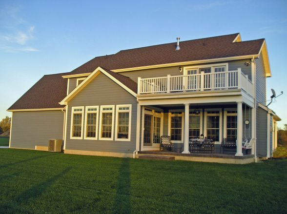 Farmhouse And Exterior Paint Designs