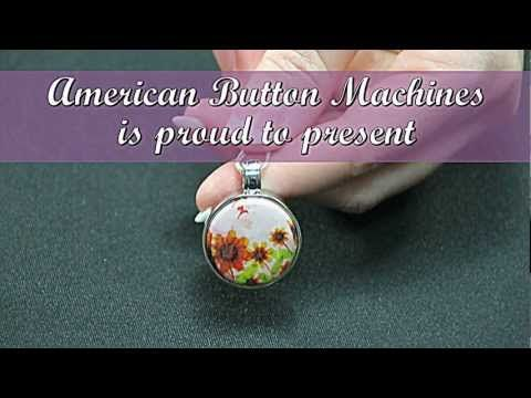 ▶ How To Make Interchangeable Magnetic Jewelry w/ Magneta-Snaps Pendants - #magneticjewelry #magnetasnaps