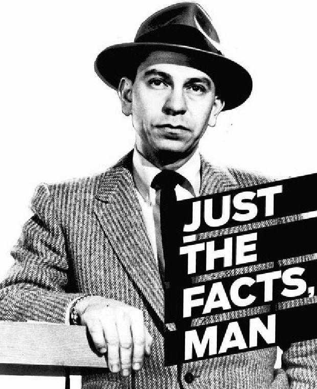 Genesis 38 8 >> Jack-Webb-Just-The-Facts-Man-Large.jpg (620×761) | Old time radio, Dragnet