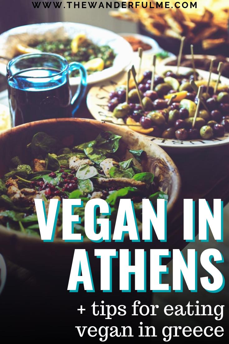 Vegan In Athens Tips For Eating Vegan In Greece Vegan Eating Vegan Travel Vegan Restaurants