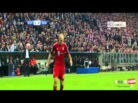 Bayern Munich Vs Barcelona 7 0 Champion League 2013 Hd Medium Bayern Munich Bayern Munich