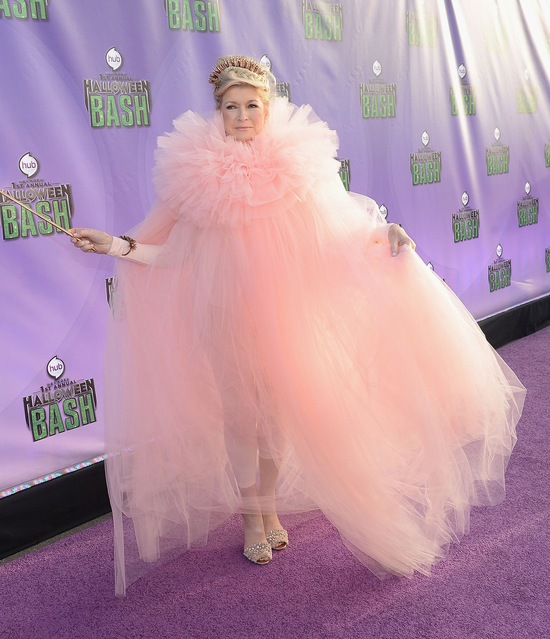 Martha Stewart as Glinda the Good Witch | Witches and Celebrity ...