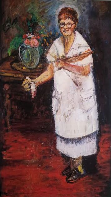 Suzanne Valadon 1937 Paris Hst 192x80