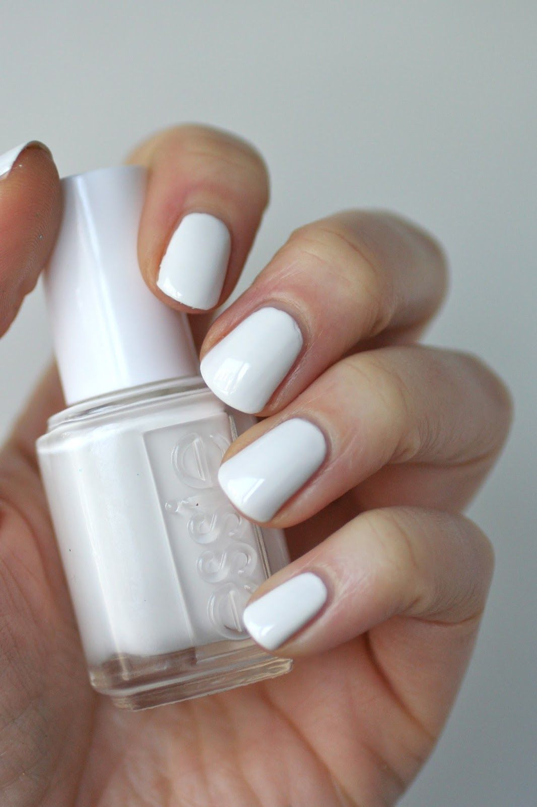 Classics : Essie Blanc - white #nail polish / lacquer / vernis ...