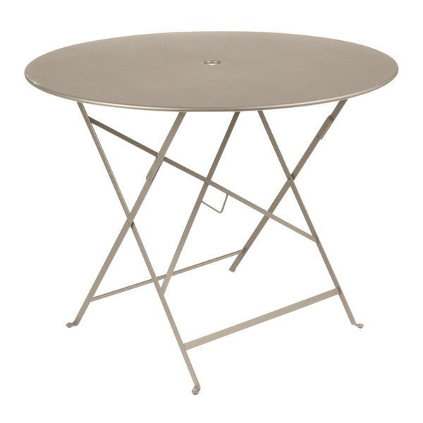 Fermob Bistro Round Folding Table - 46 x 46 | Products | Pinterest