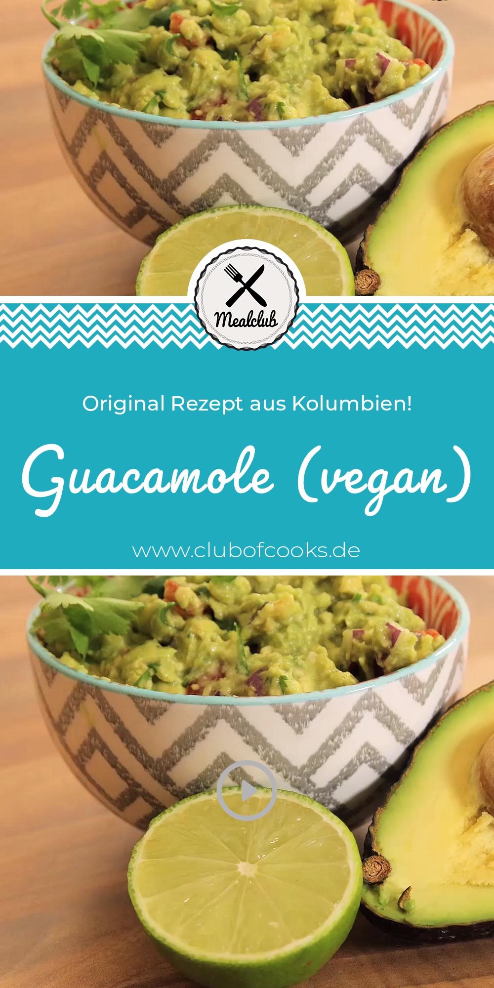 Guacamole (vegan)   MealClub