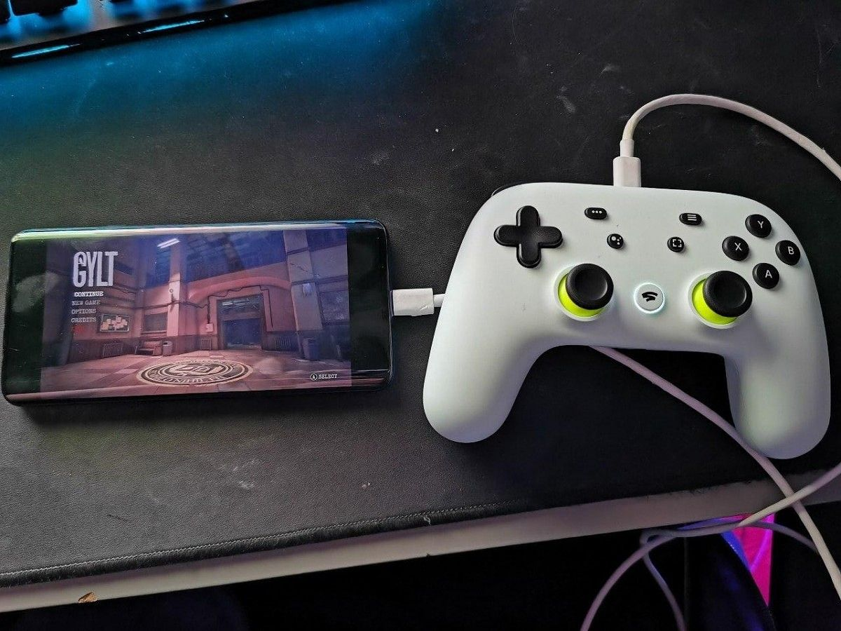 In order to play Google Stadia Games on your Android phone