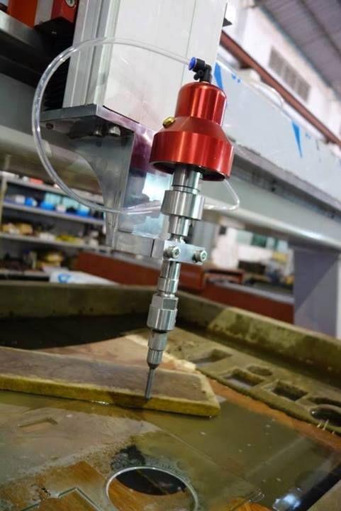 3-axis water-jet cutting machine   | Amazing Engineering | Cnc lathe