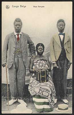 A group of Ngala, Congo Free State || Slide Show | Congo free state,  Belgian congo, African history