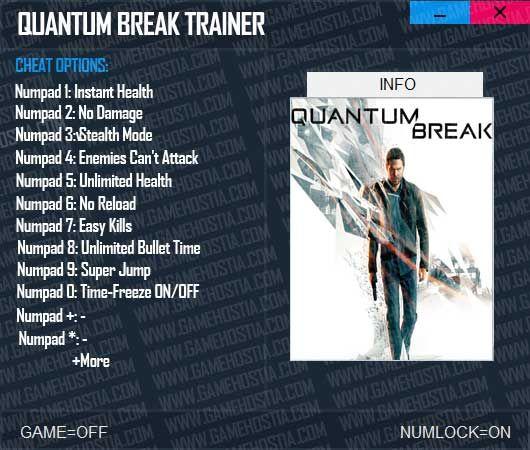 quantum break download size pc