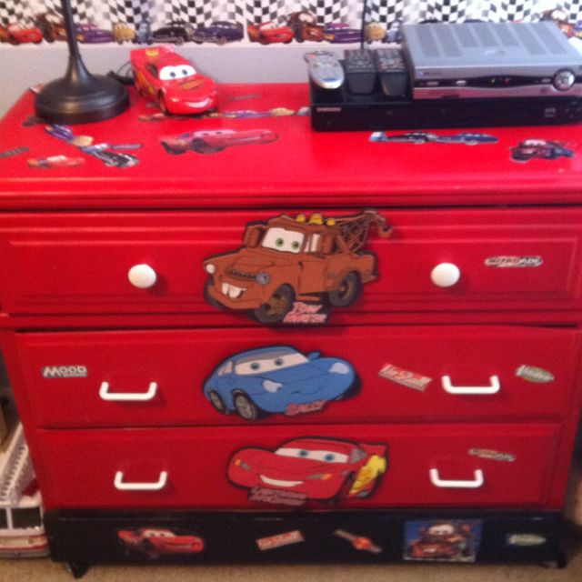 One Of My Most Prized Possessions. My Childhood Dresser