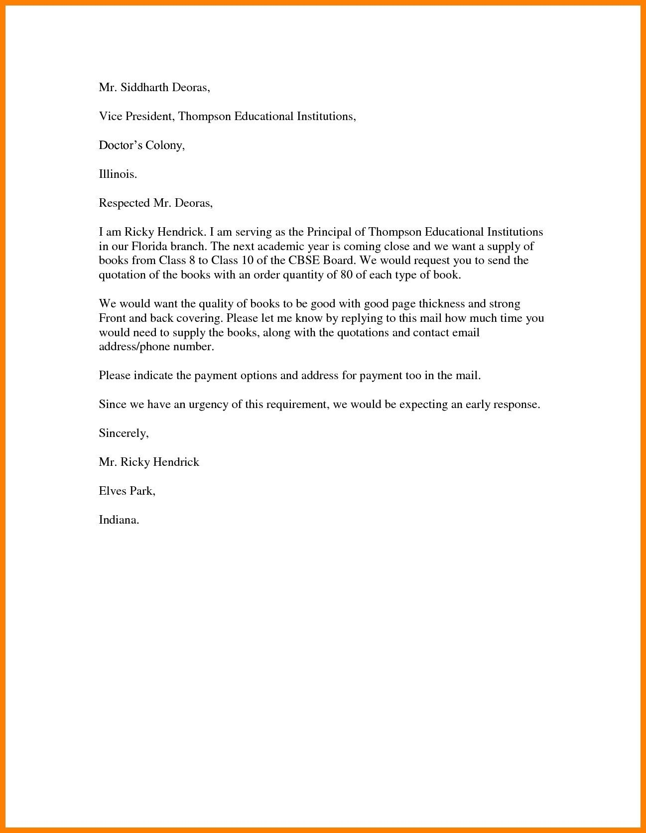 Cover Letter Quotation Template | Cover Letter Template | Pinterest ...