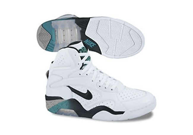 sports shoes 86cb7 e0617 Nike Air Force 180 High Retro (No Pump) - Coming Summer/Fall of 2012 ...