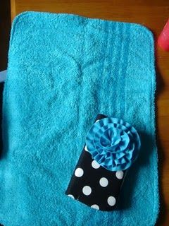 changing pad and wipes case
