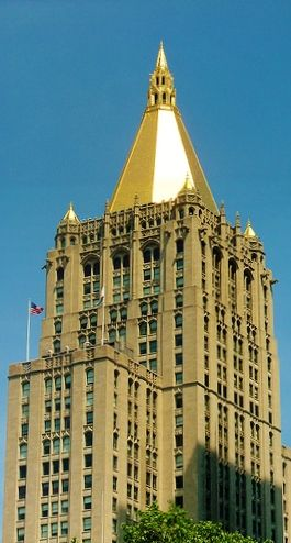 New York Life Insurance Building Ny Classic 14 Tile Coated With