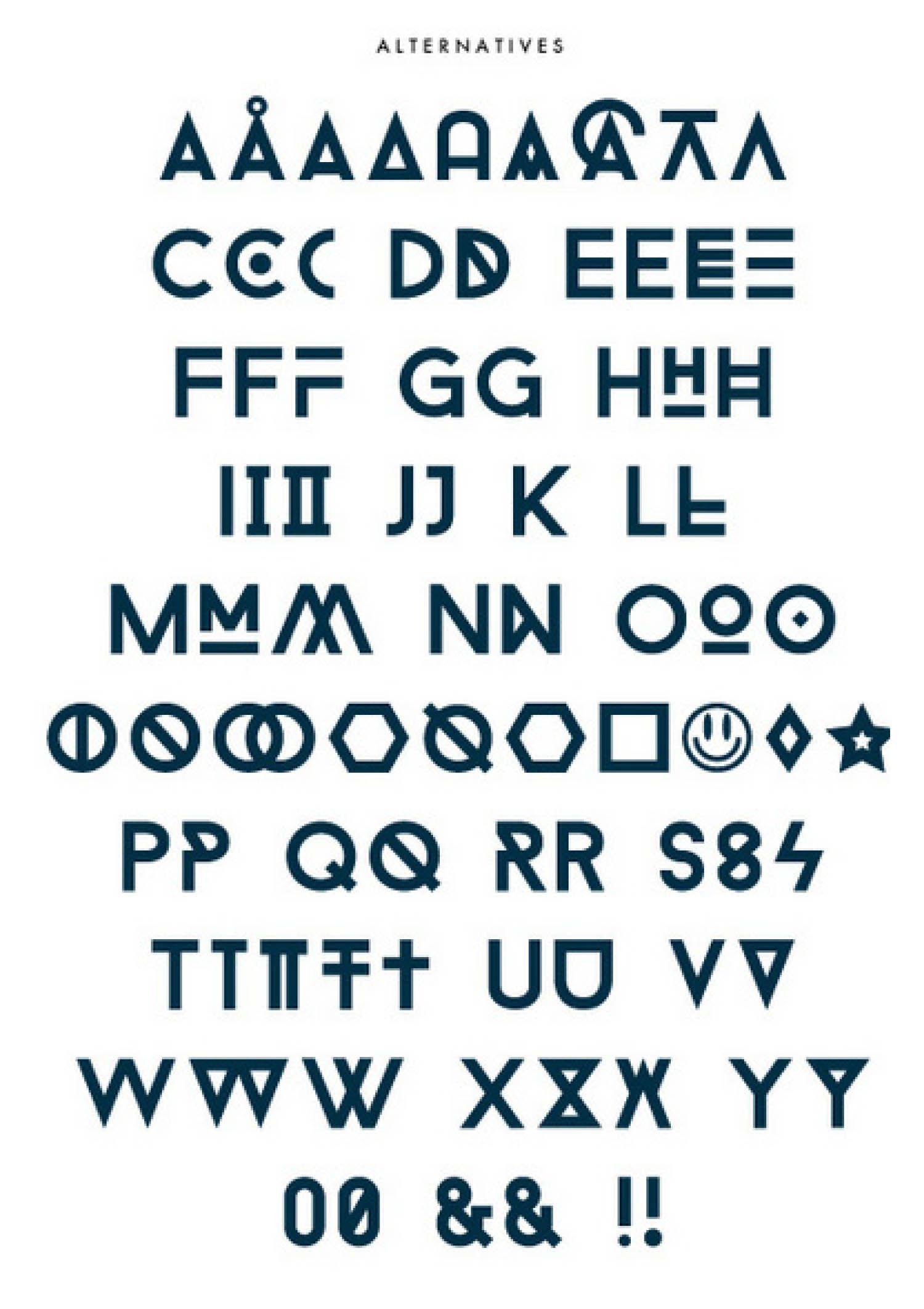 Baron | russian | Sans serif fonts, Cool fonts, Fonts