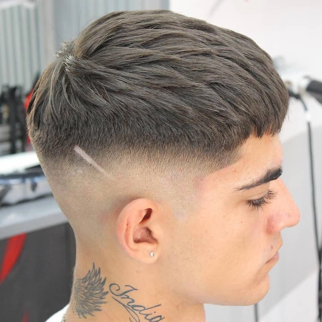 short mens hairstyles with beard that look handsome
