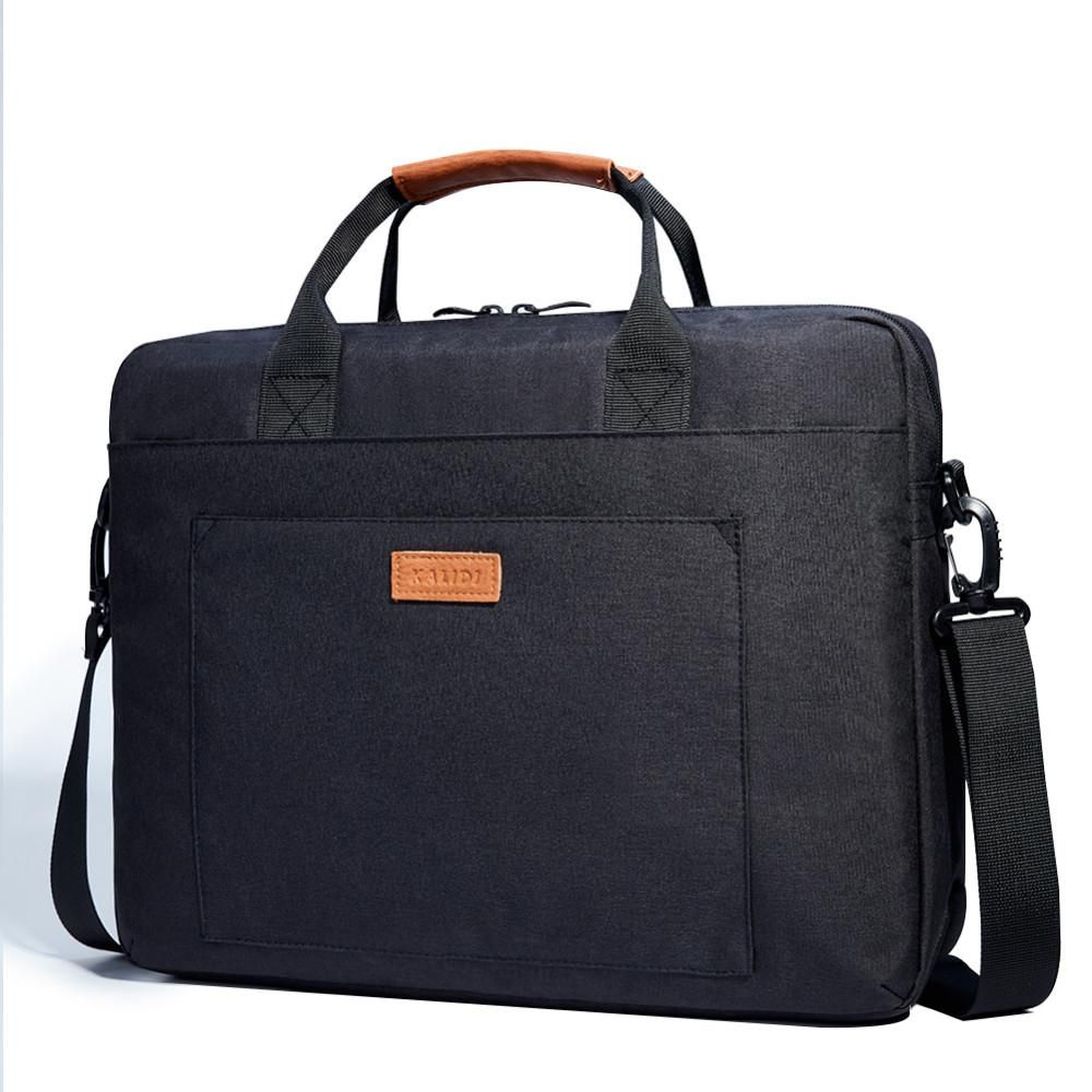 23cd50ee1c KALIDI 17.3 Inch Laptop Bag Shoulder Bag Notebook Briefcase Messenger  Computer Bag
