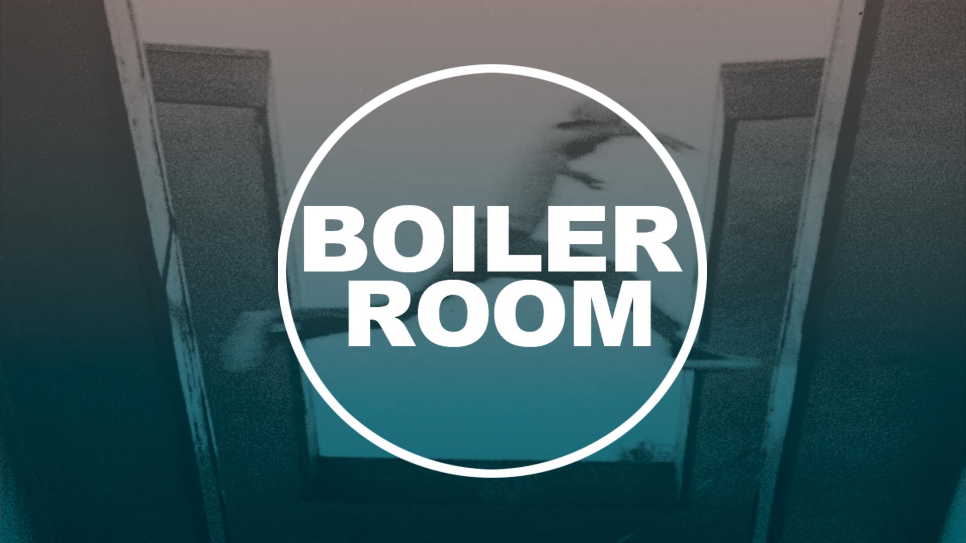 Boiler Room Logo | Branding. Identity. Design. | Pinterest | Brand ...