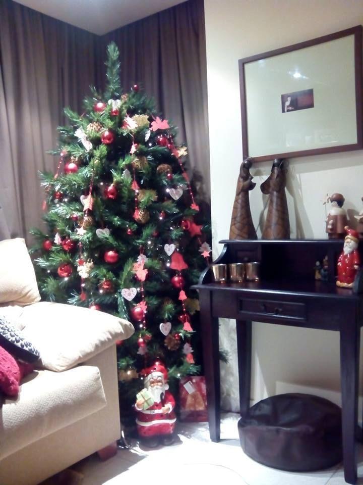 O Natal na minha casa!!!!! :)