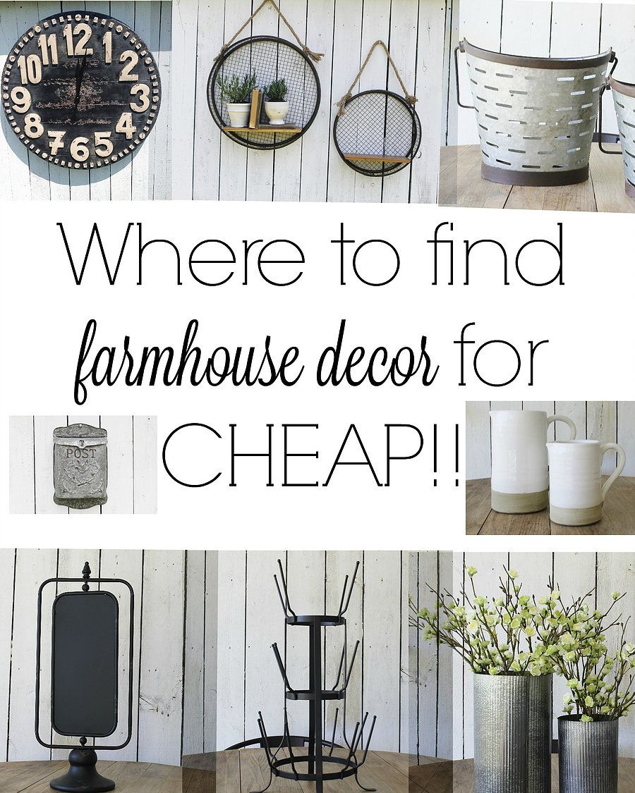 Trying to achieve the Industrial Farmhouse look on a budget?? Of course, no one wants to pay more for something we carry the best selection of Farmhouse Style -   24 farmhouse style on a budget