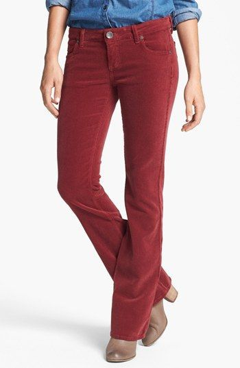 4788749663a1 KUT from the Kloth Baby Bootcut Corduroy Jeans available at ...