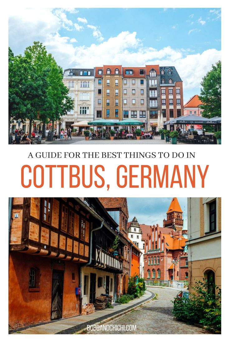 Amazing Things to do in Cottbus Germany's Storybook