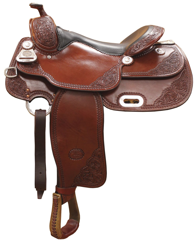 Billy Cook Saddlery®, Sulphur, OK Pro Reiner Saddle