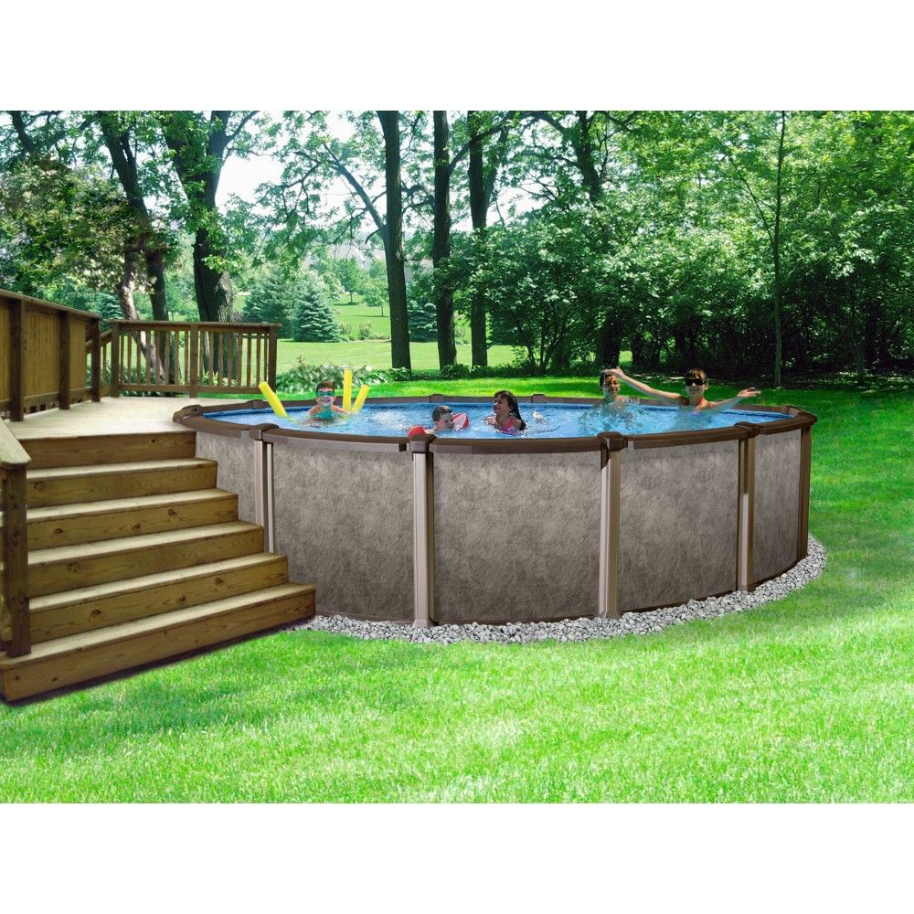 Above Ground Pool Installation Above Ground Pool