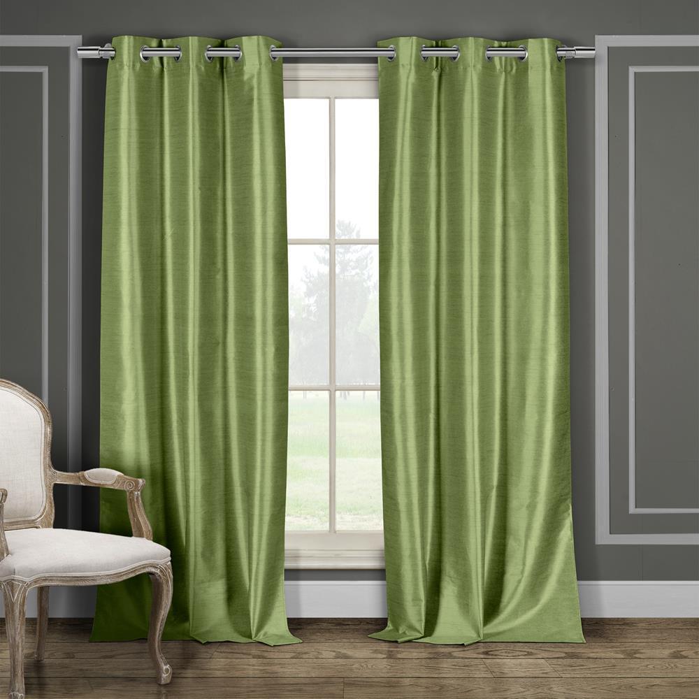 Scott Living Curtain Panels Sage Green Curtain Panels Green Etsy