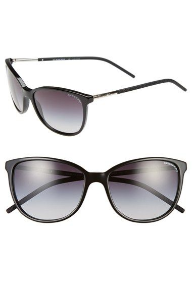 6bdfb3087a5a Burberry 57mm Sunglasses available at  Nordstrom