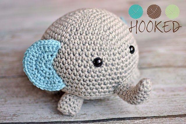 Elefant Häkeln Anleitung Kostenlos Häkeln Crochet Patterns