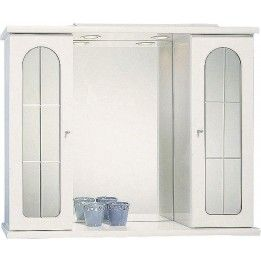 Peilikaappi Emme Uno Magic 79 x 64 cm IP21 - Bauhaus