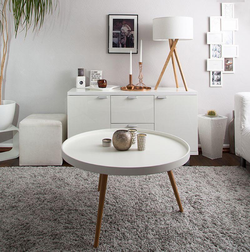 Scandinavian Interior Style mit Alpina Feine Farben. Meine ...