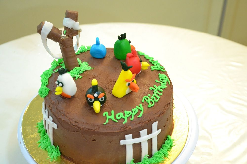 For Our Angry Little Bird With Images Angry Birds Birthday