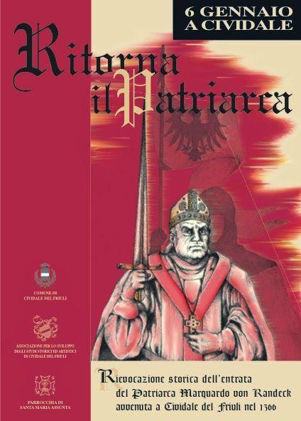 Italia Medievale: Messa dello Spadone e Rievocazione Storica a Cividale del Friuli (UD)