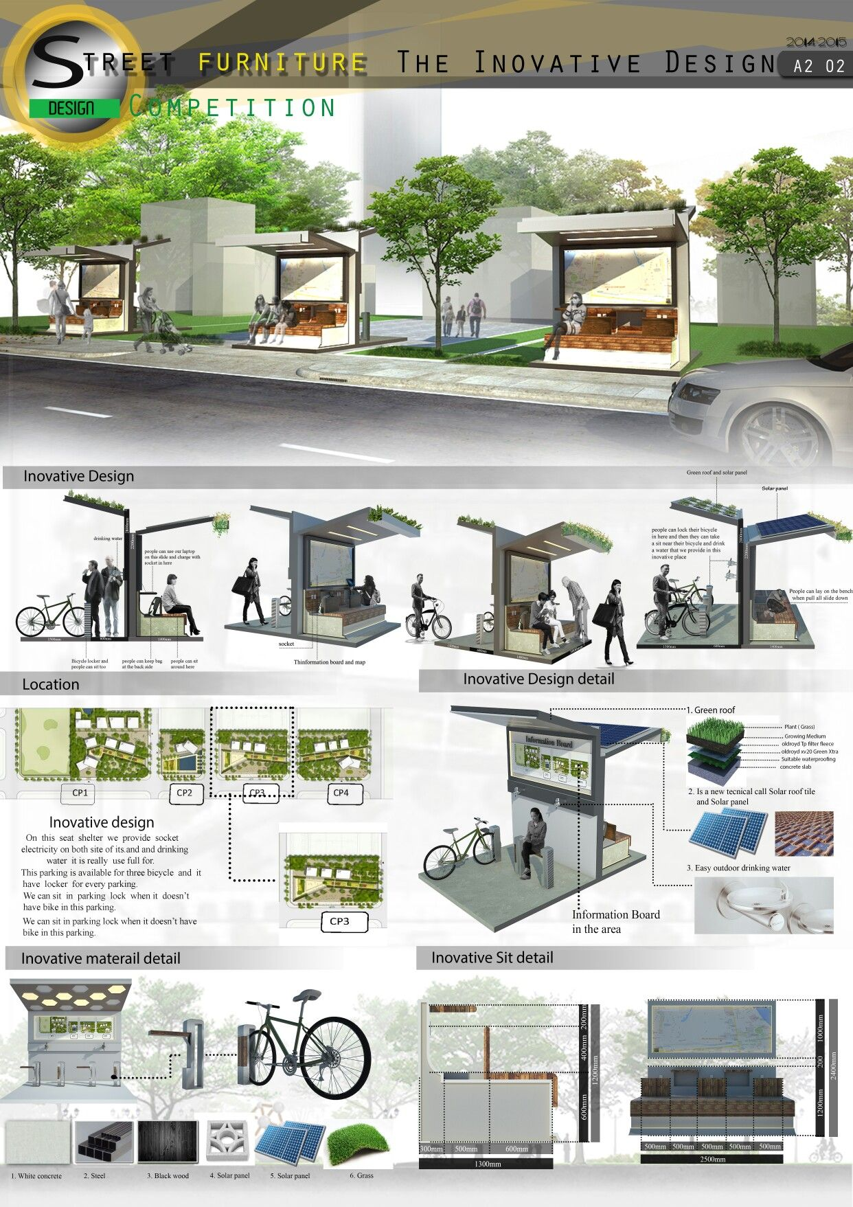 Pin By Lida Deedee On Street Furniture Design Competition