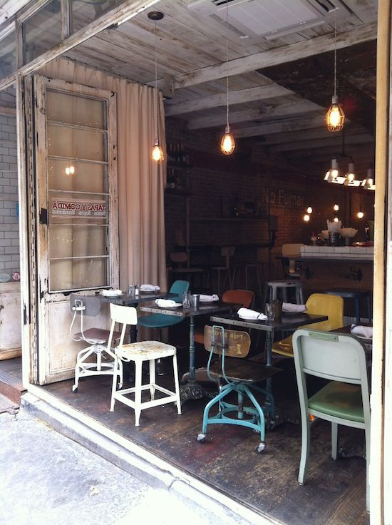 NYC.lunch time <3 | Infatuated the NYC | Pinterest | Restaurante ...