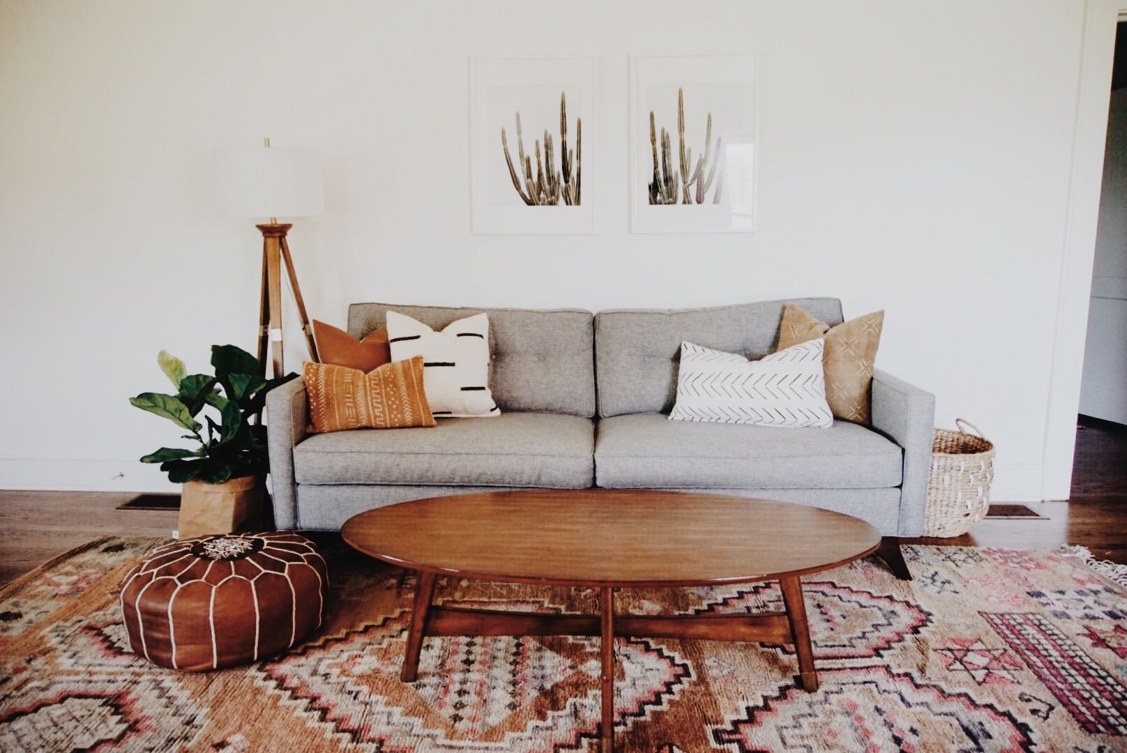 Boho Midcentury Modern Living Room Mid Century Living Room Decor Mid Century Modern Living Room Mid Century Living Room