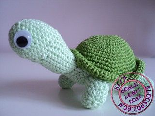 Amigurumi Turtle : Amigurumi turtle crafts amigurumi patterns turtle