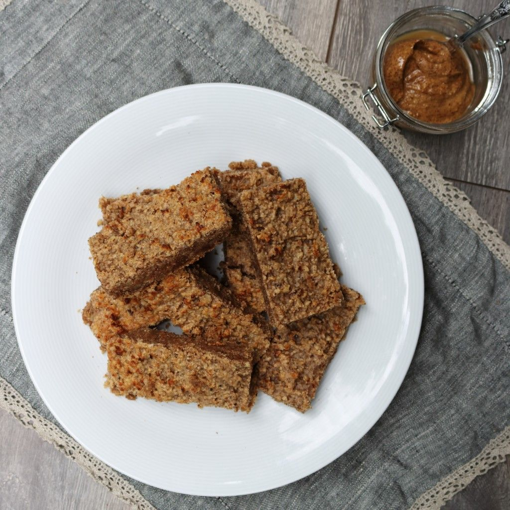 These flapjacks are so lovely and gooey with the indulgent element enhanced by the salt – yet they're not sickly sweet nor overly heavy, making them an ideal everyday healthy snack.