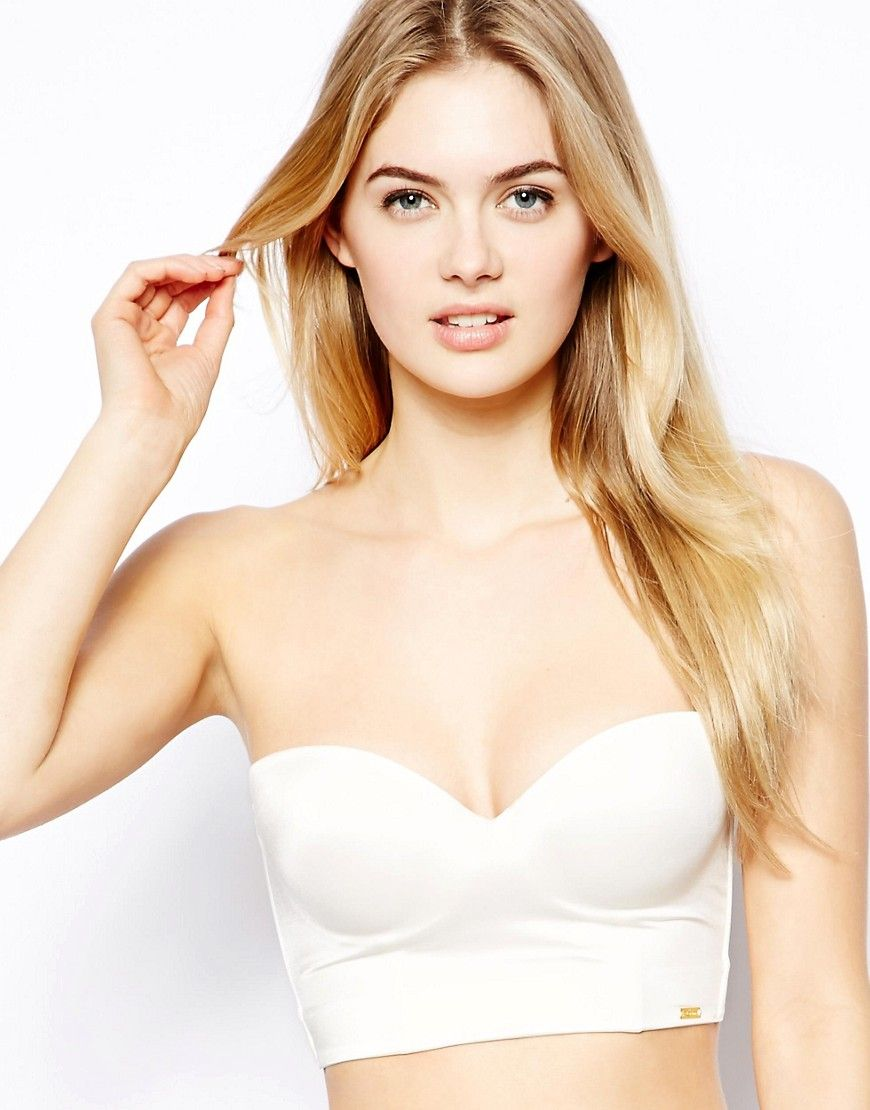 3181f9a399 Ultimo Miracle Low Back Strapless Bra