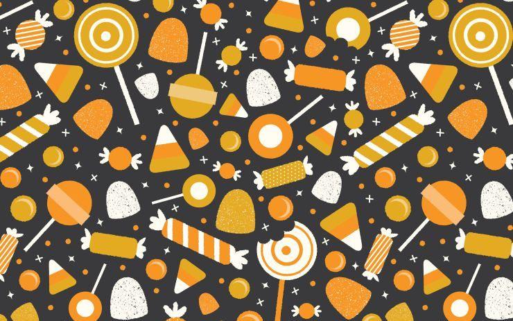 Halloween Candy Desktop Wallpaper Technology Halloween