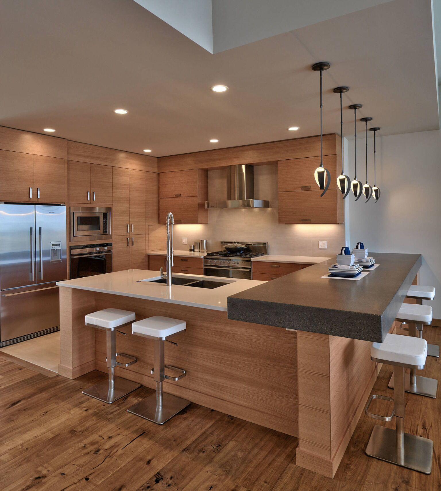 M s de 25 ideas incre bles sobre mueble cocina americana for Mueble barra cocina