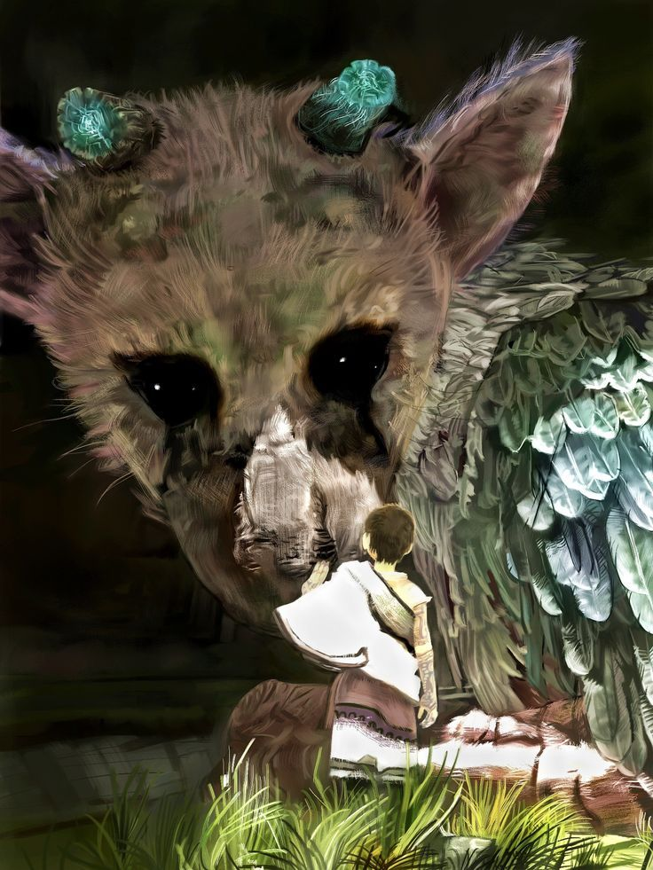 Last guardian video games ps4 ideas of video games ps4