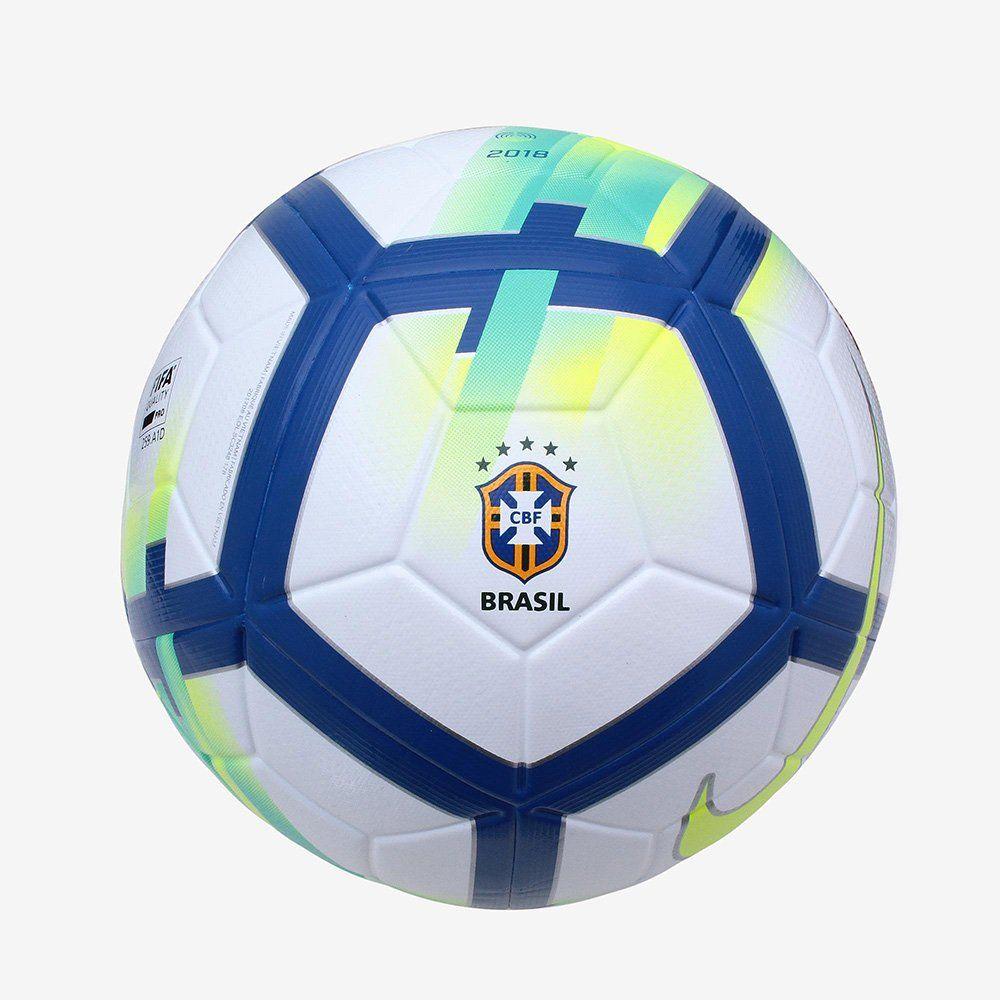 6cd40782bbce4 A Nike apresentou oficialmente a bola do Campeonato Brasileiro 2018 e que  também será usada em