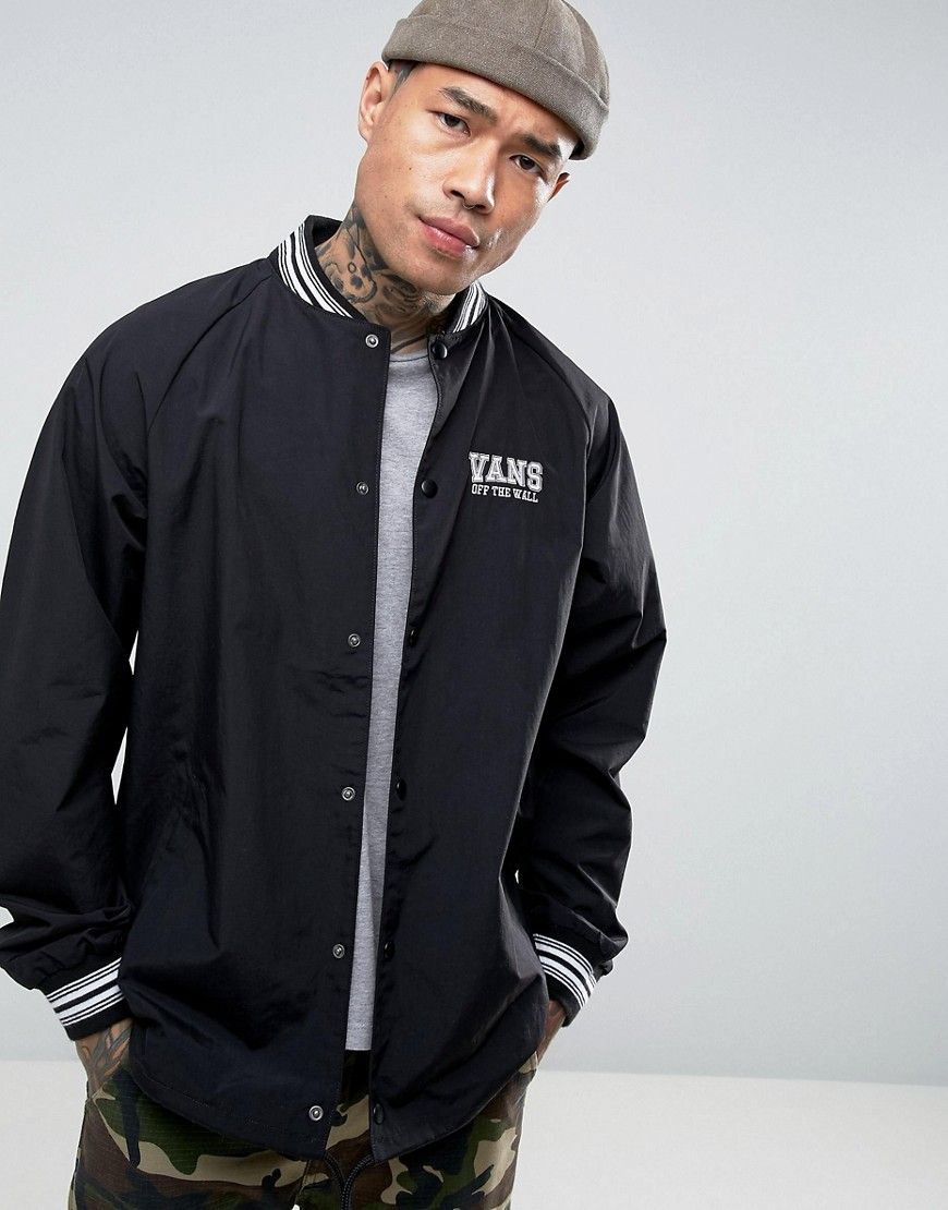 Get this Vans's bomber jacket now! Click for more details ...