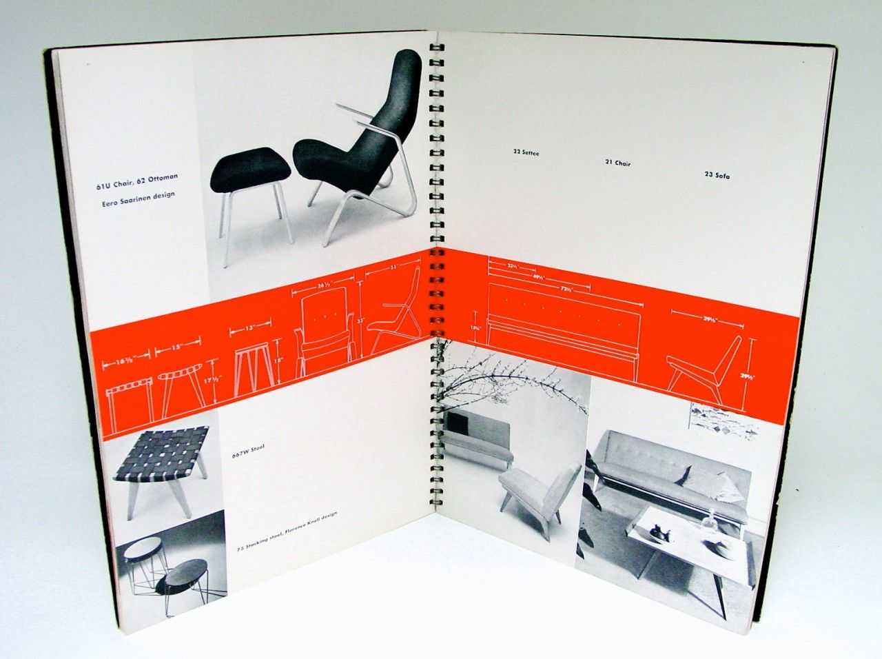 classy chair logo design. theimportanceofbeingmodernist  Classy Knoll associates catalogue Images from a probably the late early designed by Herbert 1950 s