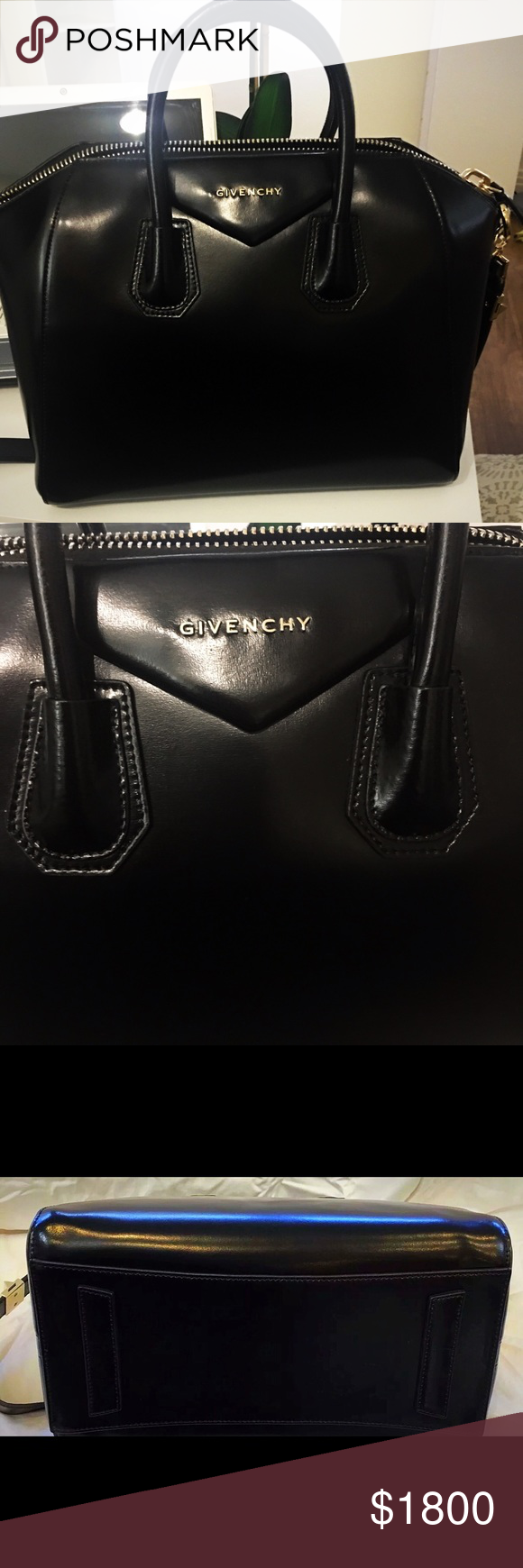 NWT Givenchy Antigona Medium Satchel Comes with receipt, tags and dust bag. Gorgeous and 100% brand new. Authenticity guaranteed Givenchy Bags Satchels